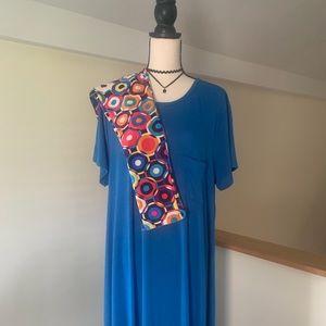 LuLaRoe Dress w/leggings!!!